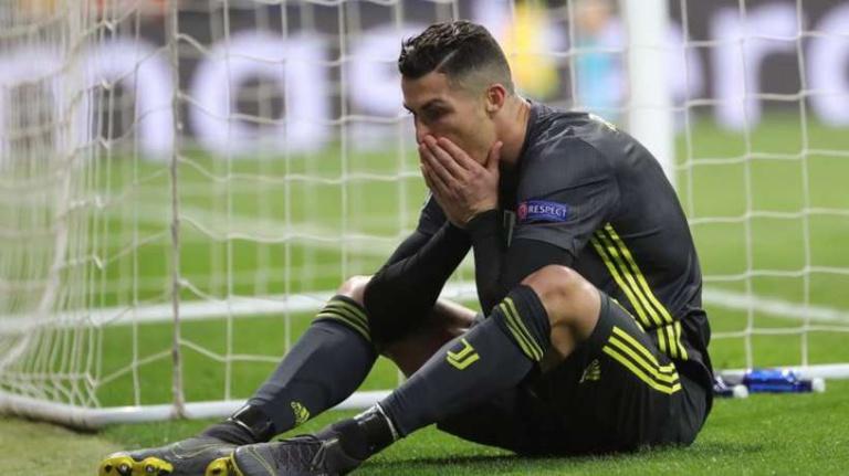 """Cr7 après la défaite de Juve """" J'ai gagné cinq Ligues des Champions, l'Atlético zéro"""""""