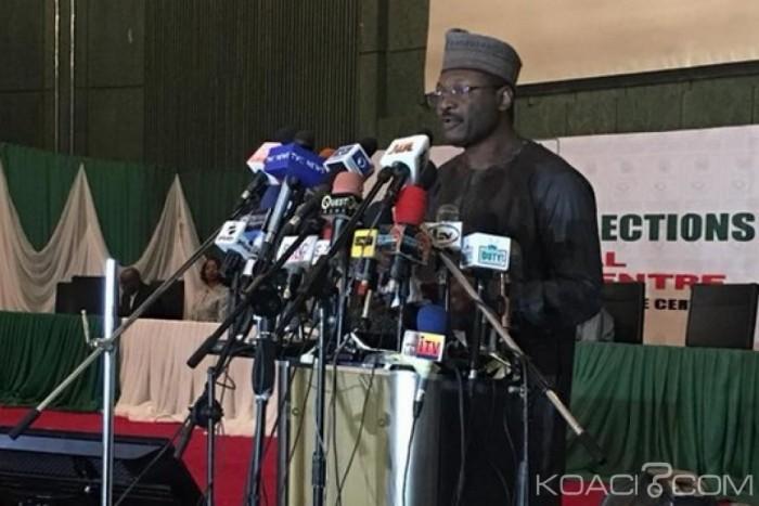 Nigeria : Elections ce samedi, la CENI révèle la condition qui pourrait empêcher le vote
