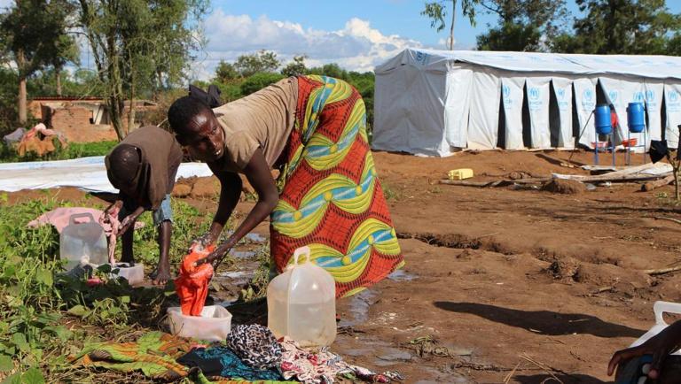 Le cri d'alarme des humanitaires sur la situation des réfugiés burundais