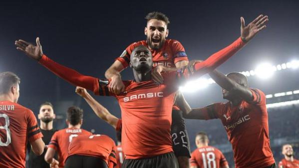 Rennes : Mbaye Niang suspendu pour le 8e aller