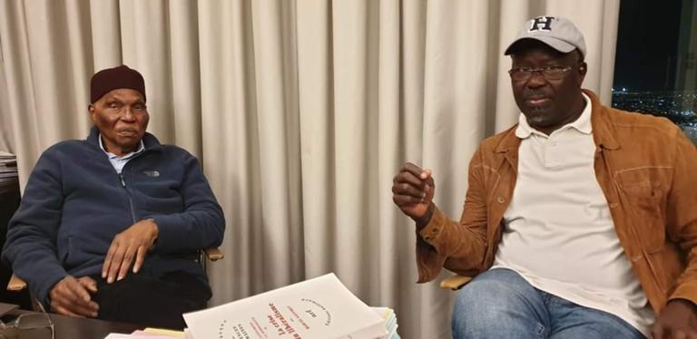 Présidentielle 2019: le Porte-parole du Pds Babacar Gaye va voter pour Idy ou Madické