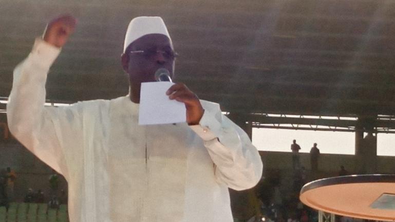 Macky Sall chambre ses adversaires : «Nous ne sommes pas leurs égaux»