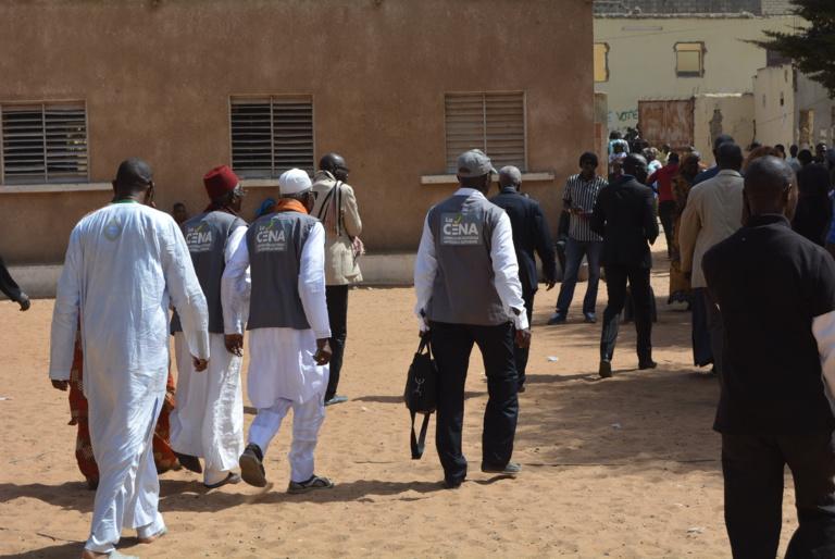 Tambacounda: le nom du ministre Sidiki Kaba n'est pas sur les listes d'électeurs de son bureau de vote