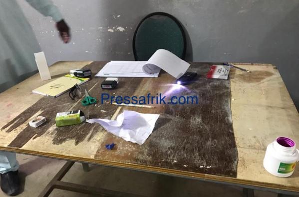 Pikine : les représentants de la coalition Madické 2019 et du PUR absents des bureaux de vote