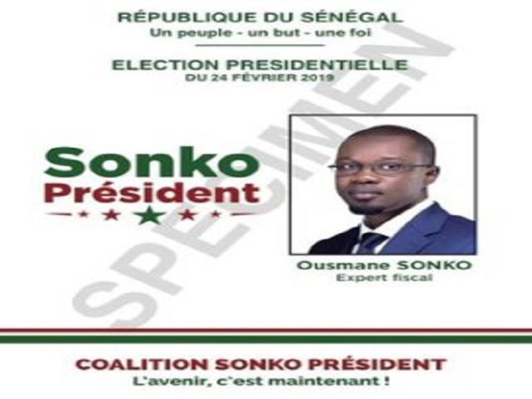 """#Scrutin24Février2019: """"les bulletins d'Ousmane Sonko remplacés par des Spécimen"""" (Cheikh Tidiane Dieye)"""