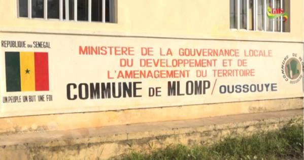 Le département d'Oussouye affiche un taux de participation de  44, 27% à 16h