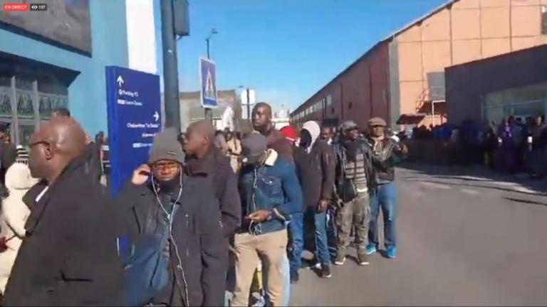 Paris : des perturbations avant la fermeture des bureaux de vote
