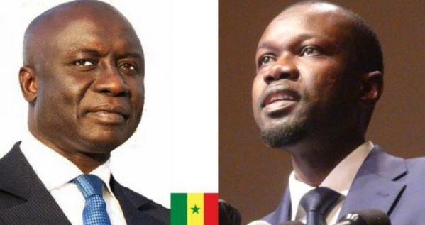 En direct au Siège  Bokk Guiss : Conférence de presse Sonko et Idrissa Seck