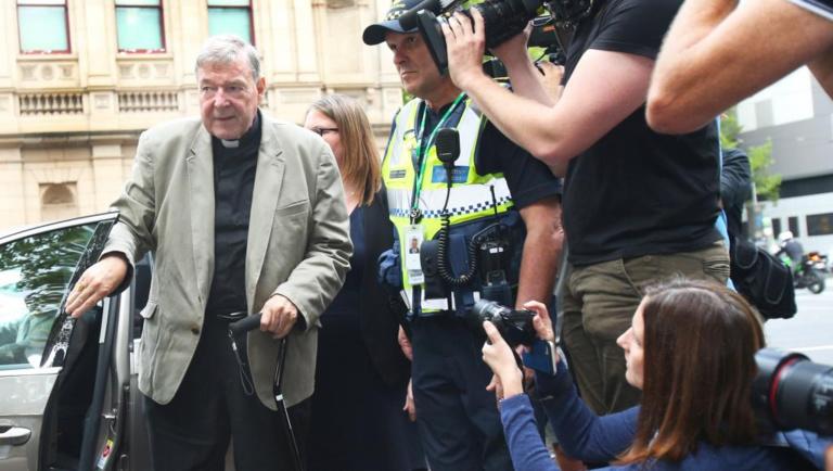 Australie : le numéro trois du Vatican reconnu coupable de pédophilie