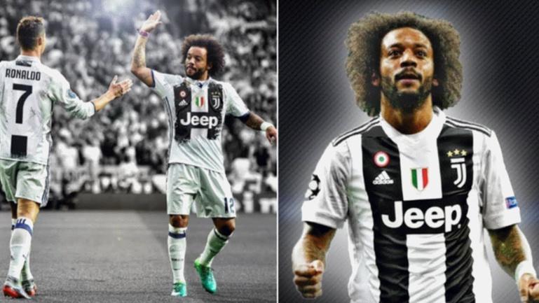 Mercato :  Marcelo est proche de la Juve