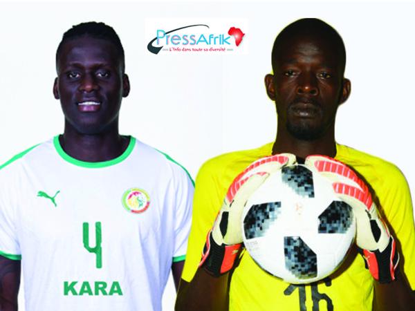 Equipe nationale: Aliou Cissé étale ses raisons sur les absences de Kara Mbodji et de Khadim Ndiaye