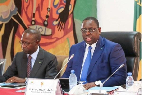 Macky Sall se lance dans les préparatifs du 4 Avril