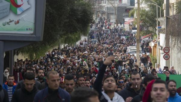 Algérie -,Candidature de Bouteflika : nouvelle journée de manifestations attendue ce vendredi