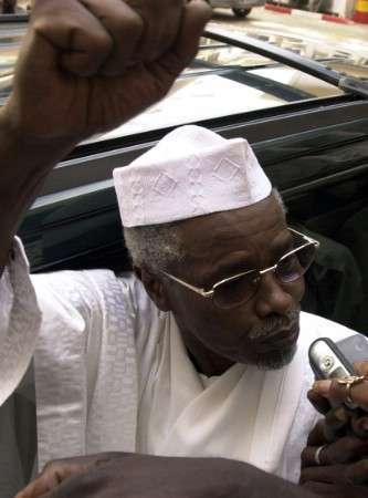 Hussein Habré prêt à mourir pour ne pas être extradé au Tchad