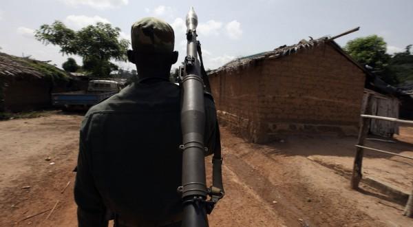 Côte d'Ivoire: Duékoué, carrefour de la haine