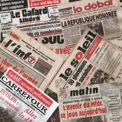 Suite à un dossier sur des membres du pouvoir, 4 journalistes de Walf quotidien convoqué à la BAG