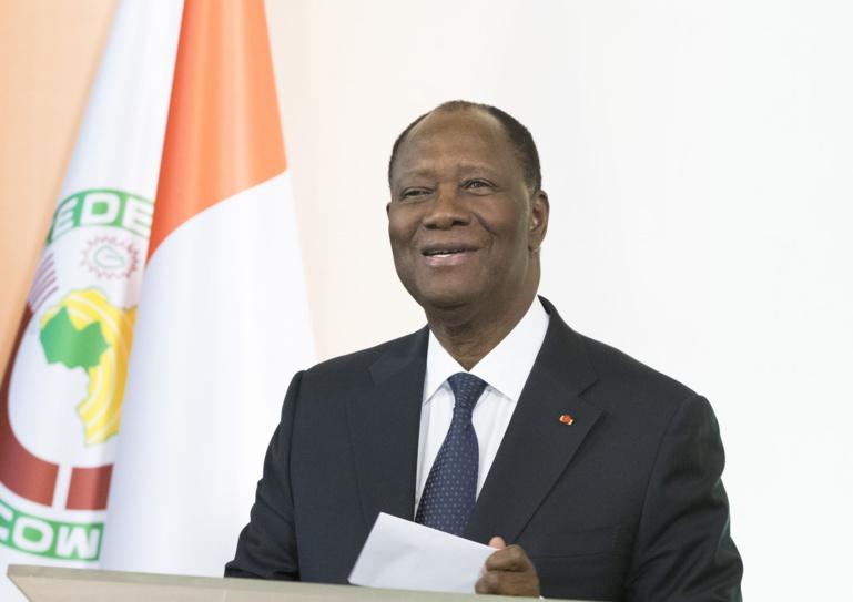 Parlement: Ouattara reçoit lundi les députés Rhdp pour un consensus autour du candidat du pouvoir