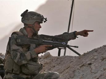 Afghanistan : cinq soldats français et un civil afghan tués