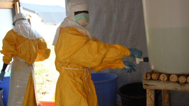 Réouverture d'un centre de traitement d'Ebola en RDC