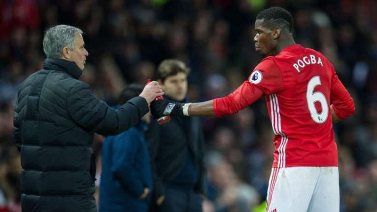 José Mourinho dévoile les raisons de sa brouille avec Paul Pogba
