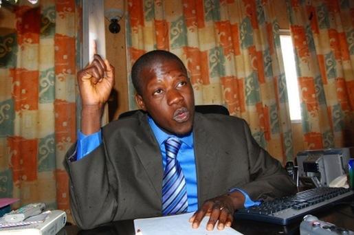 PDS : Mamadou Lamine Mansaly jette l'éponge