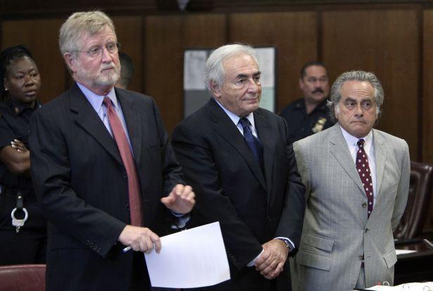 """Affaire DSK: """"Le dossier médical de l'accusatrice est vide"""", selon l'avocat de Strauss-Kahn"""