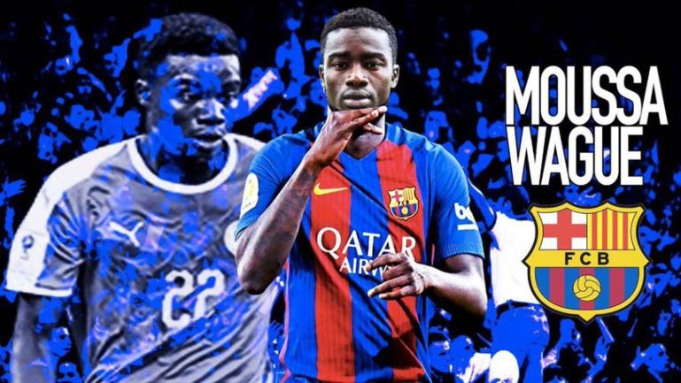 Finale Supercoupe Barça-Girona: Moussa Wagué titulaire