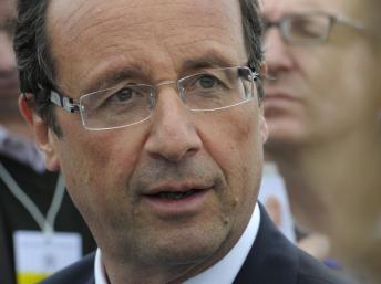 François Hollande, mai 2011. Reuters/Philippe Wojazer
