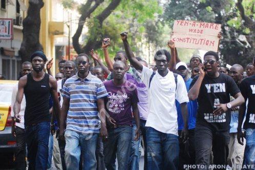 Lettre ouverte à la jeunesse Sénégalaise de bonne foi et à Y en A Marre