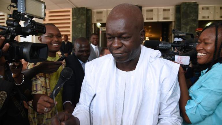 Putsch raté au Burkina: la version de l'actuel ministre de la Défense Chérif Sy