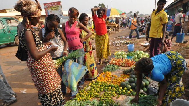 L'économie centrafricaine menacée d'asphyxie