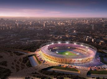 JO Londres 2012 : le compte à rebours officiel peut commencer