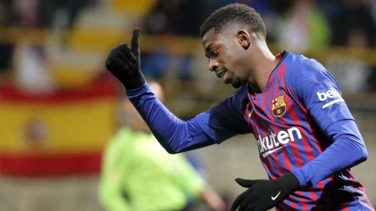 Barça : Ousmane Dembélé encore indisponible entre 3 et 4 semaines