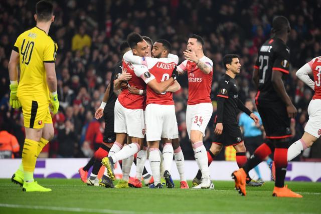 #LigueEuropa: Ismaila Sarr et Rennes éliminés par Arsenal