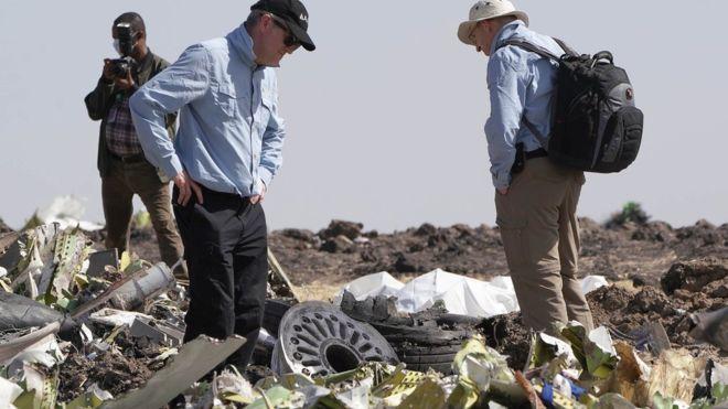 Ethiopian Airlines: les boites noires en examen