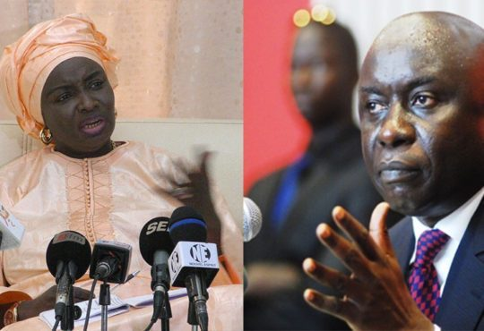 """Mimi Touré à Idrissa Seck: """" il se laisse ronger par la rancune et l'amertume, suite à sa 9e bérézina électorale"""""""