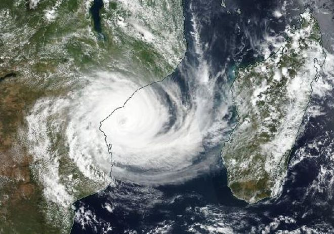 L'Afrique de l'Est frappée par le cyclone Idai