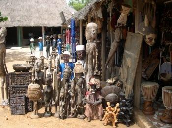 Ziguinchor : Les villages artisanaux souffrent de la rareté des touristes