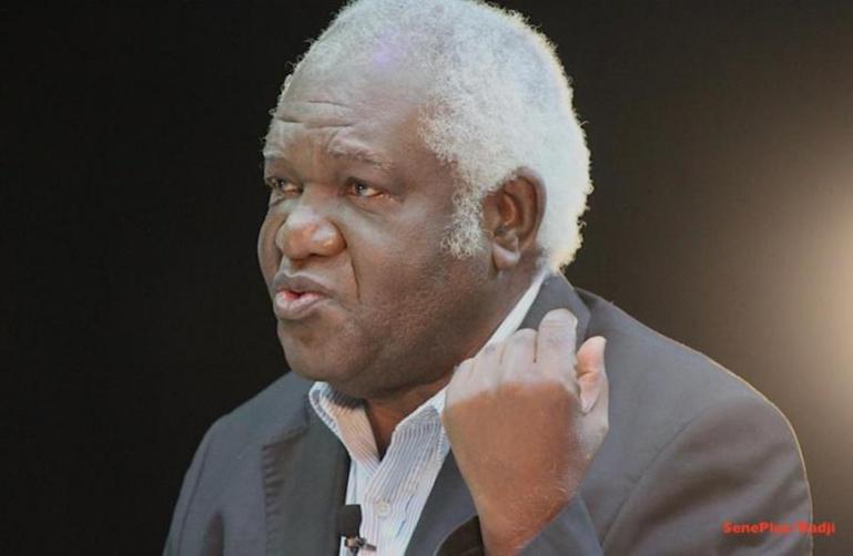 """Mamadou Ndoye avertit: """"pour le 3e mandat, Macky fera exactement comme l'histoire des 5 ans qui ont débouché sur 7"""""""