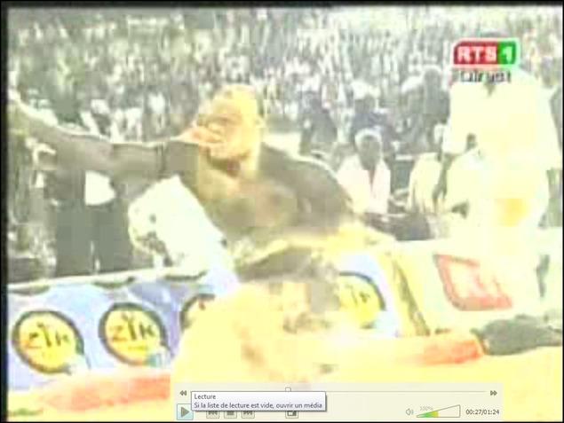 "Balla Gaye 2 fait prier le ""cheikh"" Mohamed Ndao"