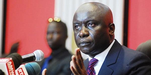 Rebeuss: Idrissa Seck a rendu visite à Khalifa Sall lundi