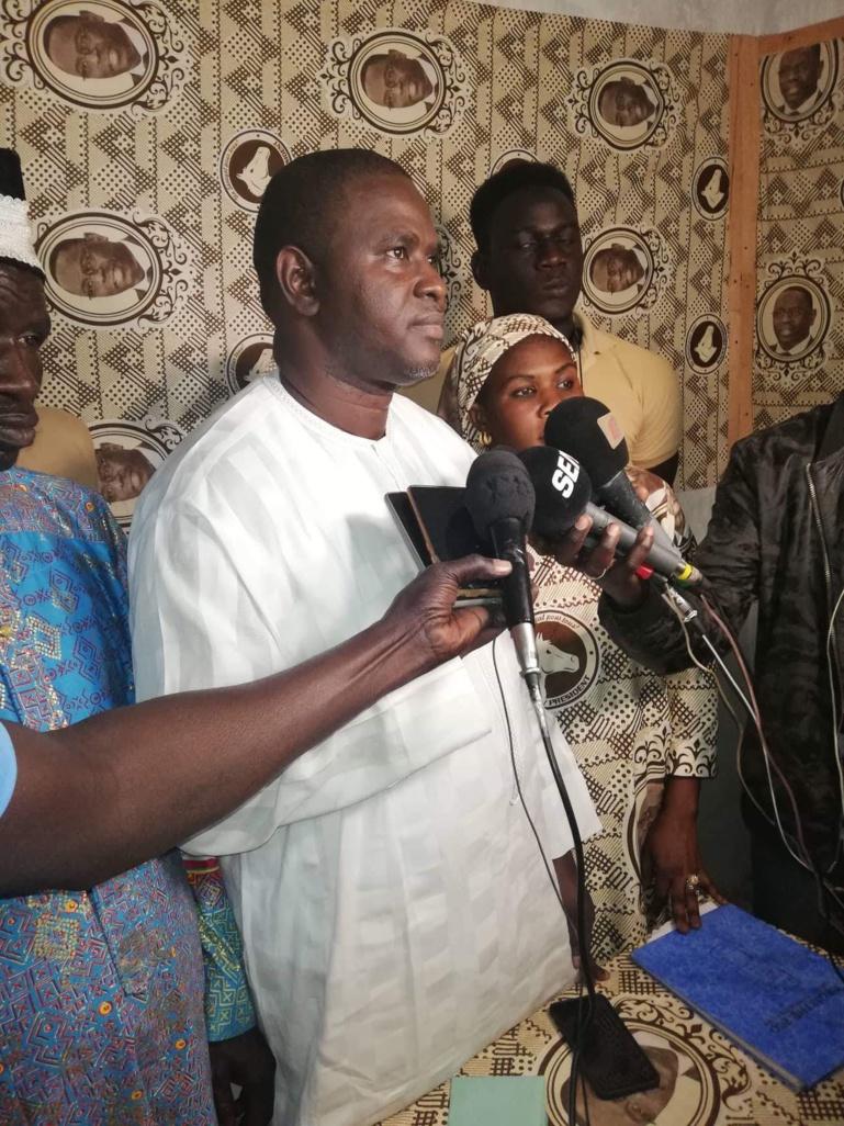 Mairie Rufisque Ouest: Moussa Diop se positionne et s'engage à gagner la commune en décembre prochain