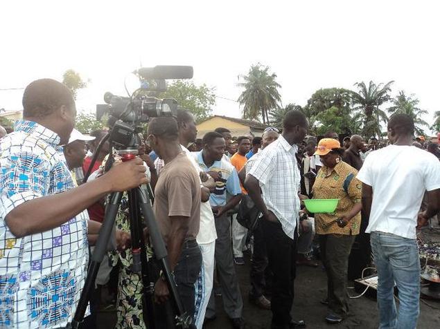 La FIJ interpelle le TOGO sur la sécurité de journalistes menacés