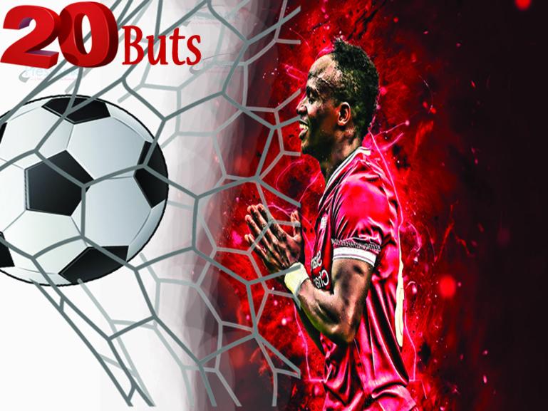 (Vidéo) - Saison 2018-2019: Admirez les 20 buts de Sadio Mané!