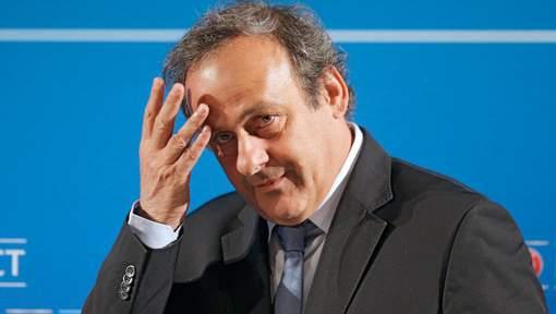 Le VAR, sa suspension, l'influence de l'argent dans le football: Michel Platini se livre