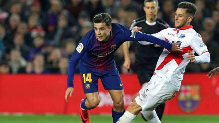 Le FC Barcelone donne 1 mois à Philippe Coutinho pour convaincre