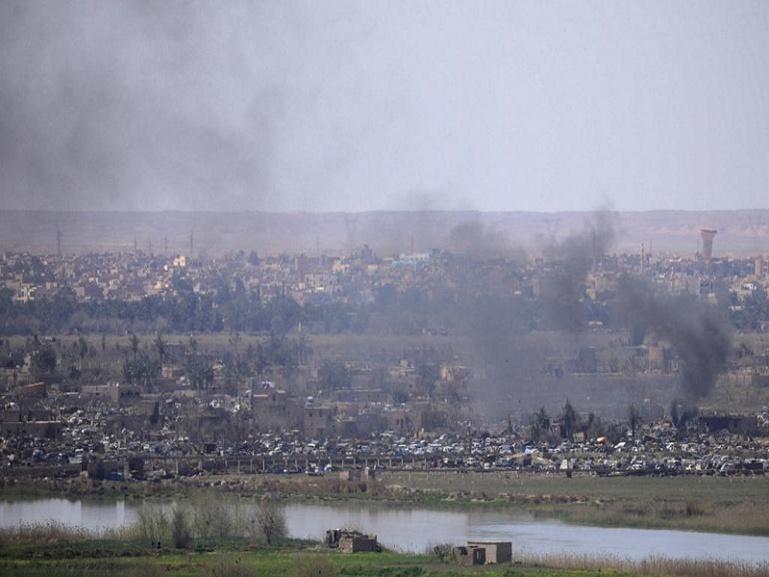 Syrie : les Forces démocratiques syriennes annoncent la chute du «califat» de l'EI