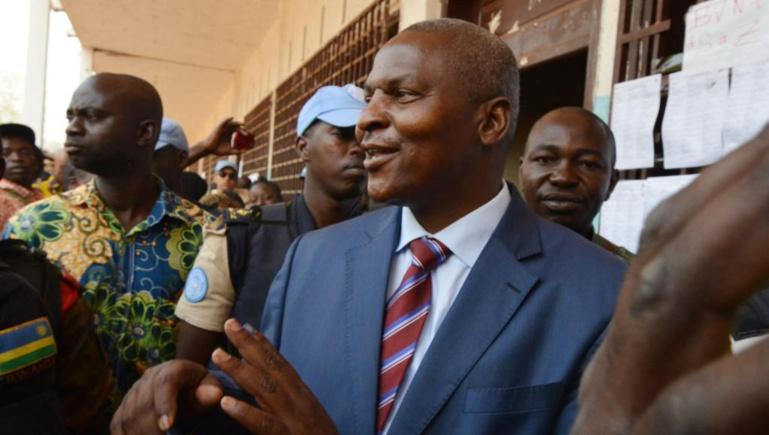 Un nouveau gouvernement en Centrafrique