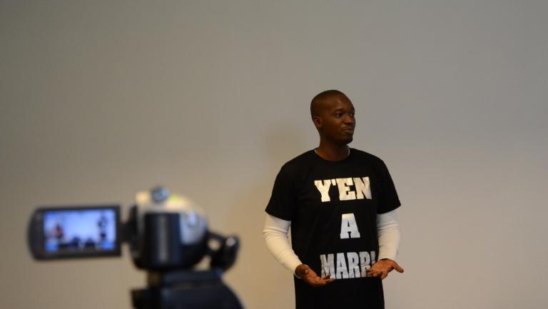 Le Mouvement Y'en a Marre a un nouveau Coordonnateur : Fadel Barro cède la place à Aliou Sané