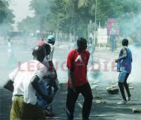 Après Dakar et Saint Louis, l'université de Ziguinchor débarque dans le champ de la violence